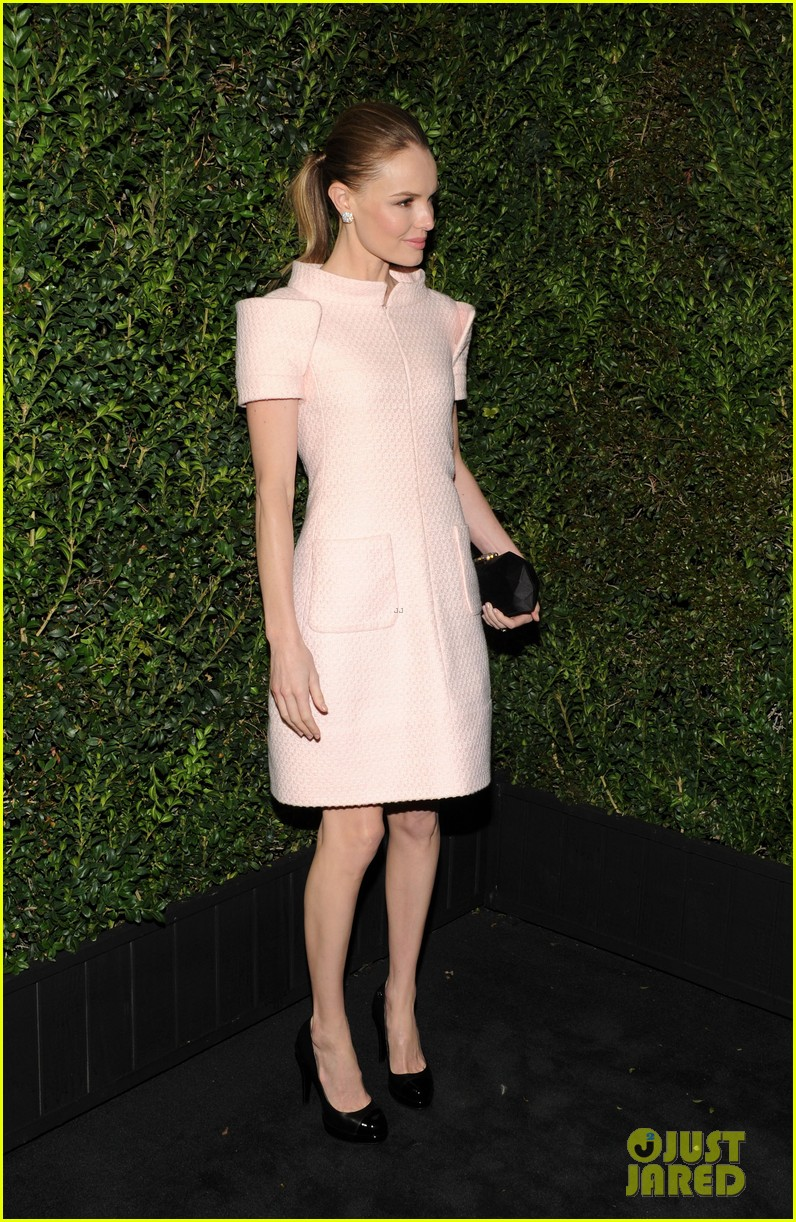 kate bosworth chanel pre oscar dinner 2013 03