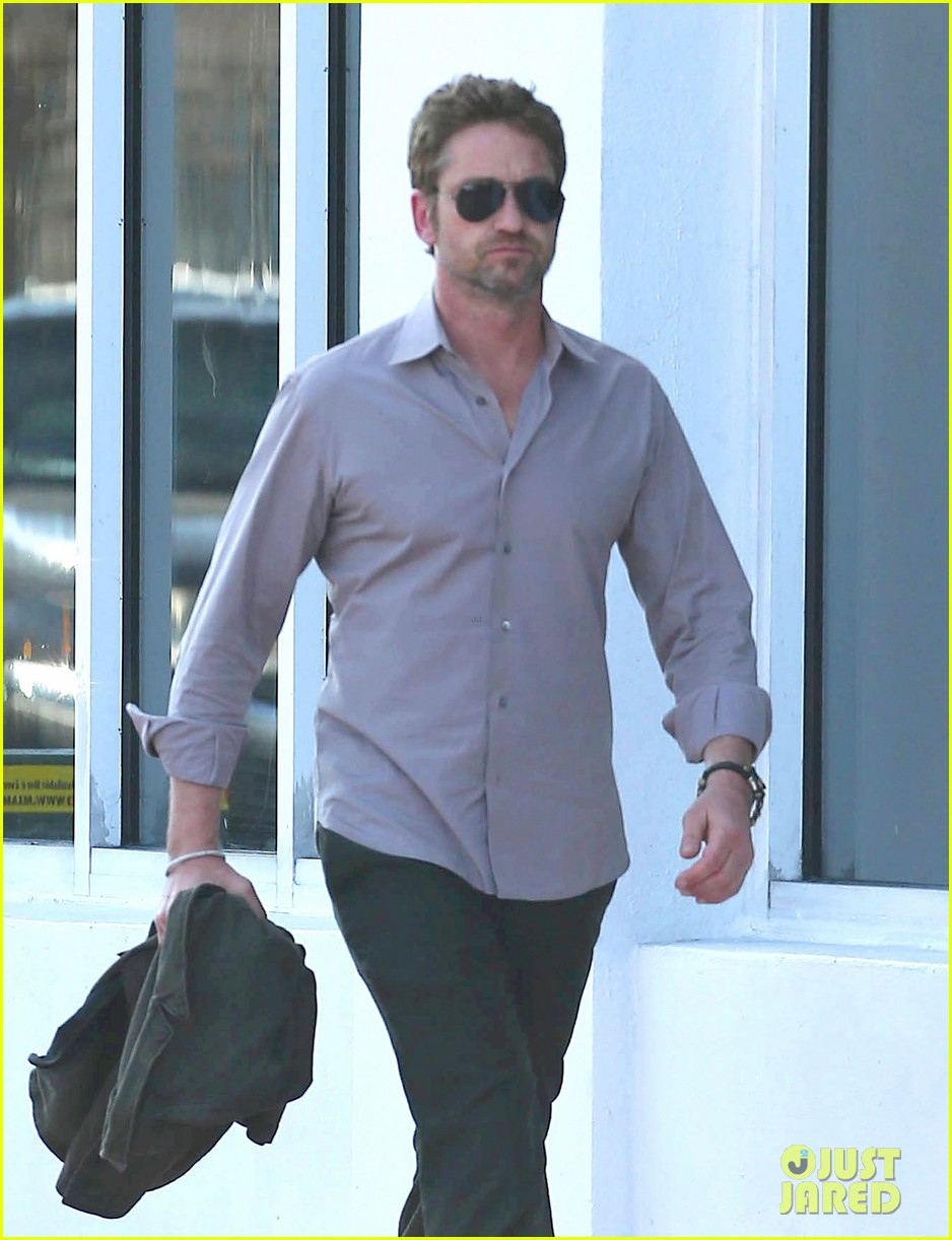gerard butler good morning miami 02