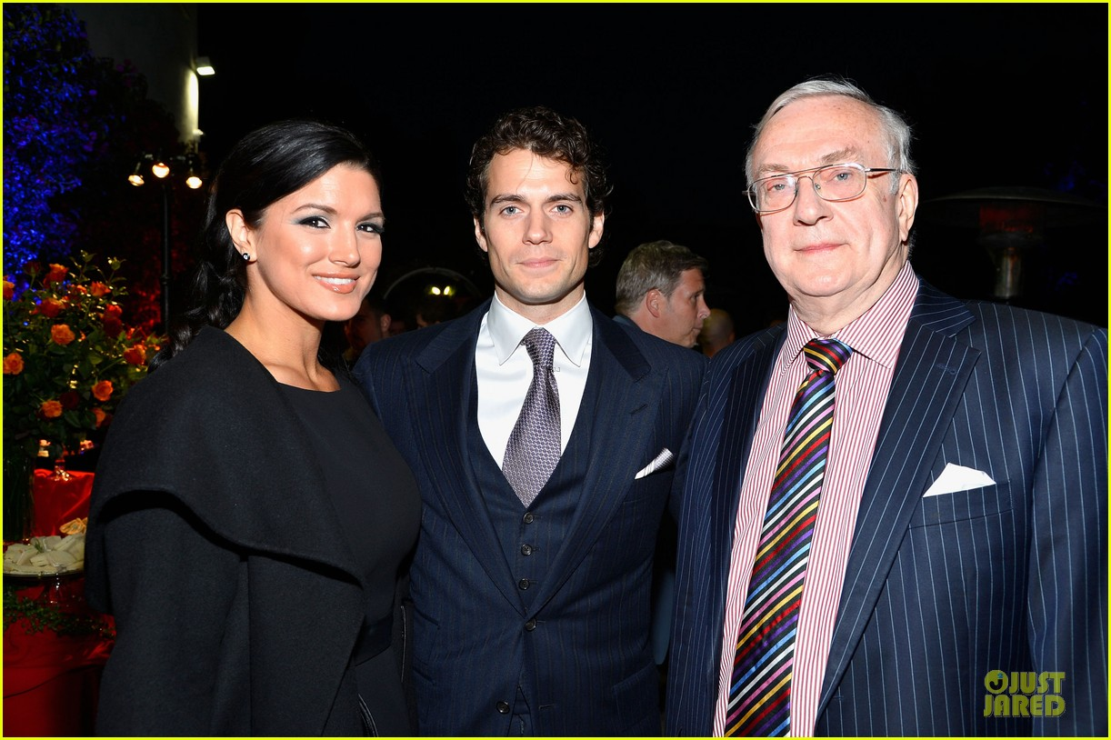 henry cavill gina carano great british film reception 02
