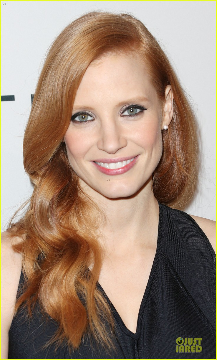 photo 2805235 2013 thr nominees night hugh jackman jay leno jessica chastain pictures just jared