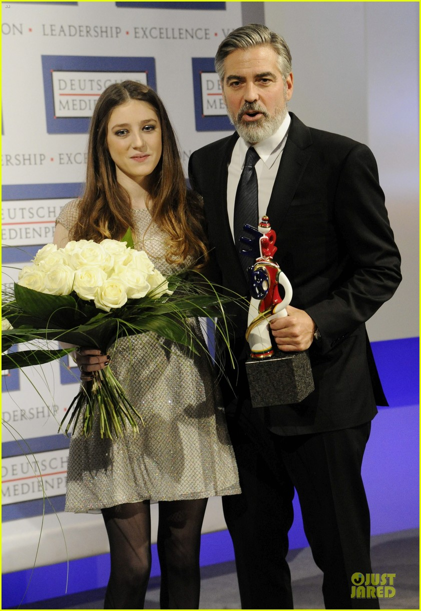 george clooney deutscher medienpreis award honoree 052821433