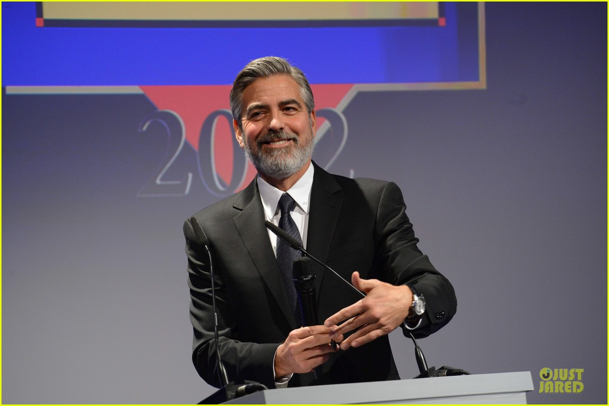 george clooney deutscher medienpreis award honoree 242821452