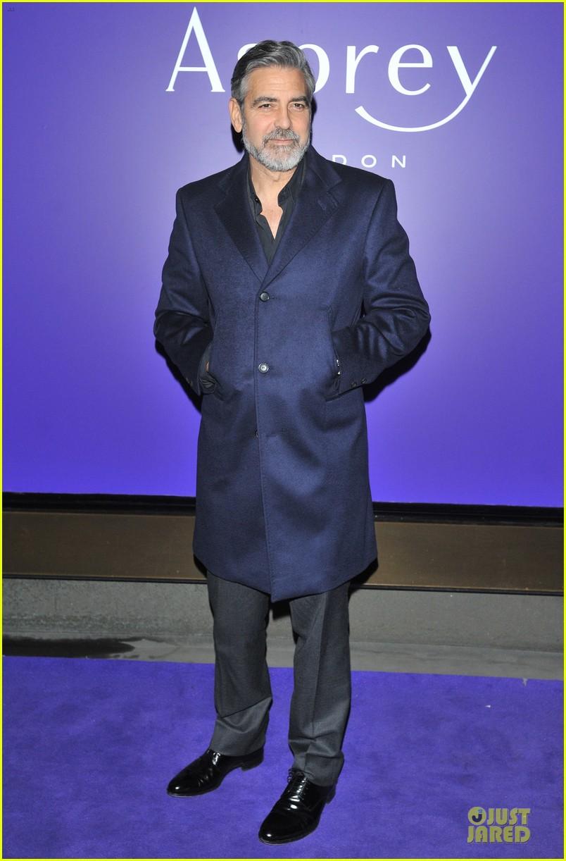 george clooney ben affleck ee bafta nominees event 022808099