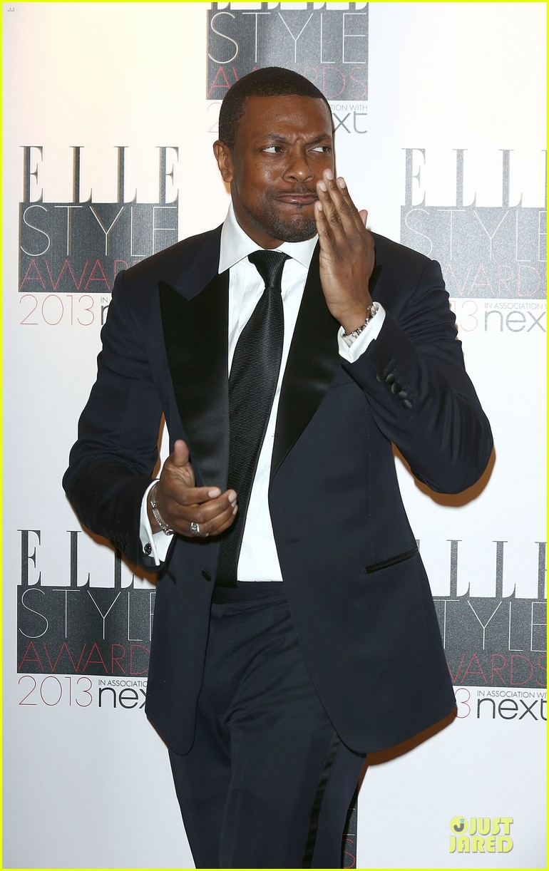 bradley cooper chris tucker ellle style awards 2013 052810276