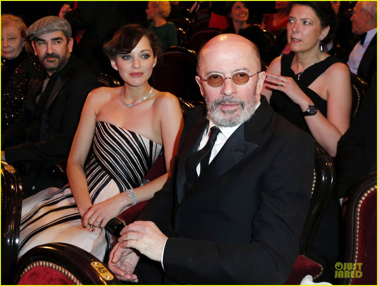 Marion Cotillard & Matthias Schoenaerts: Cesar Film Awards! Marion Cotillard