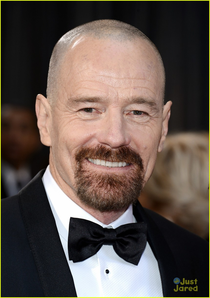 bryan cranston oscars 2013 red carpet 02