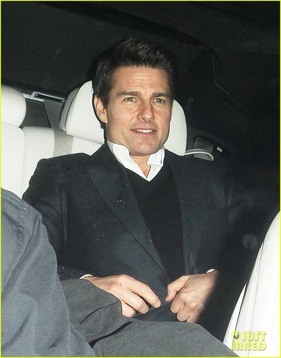 tom cruise henry cavill pre bafta dinner in london 092808567