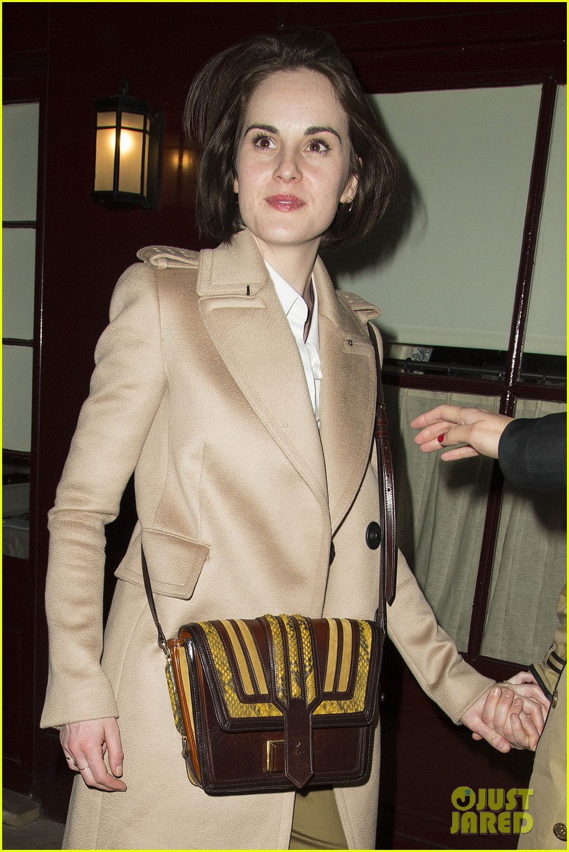 michelle dockery downton abbey covers one direction 03