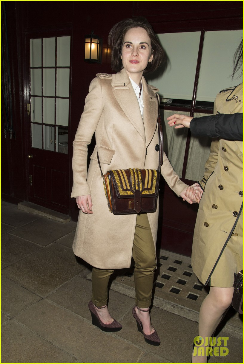 michelle dockery downton abbey covers one direction 052815648