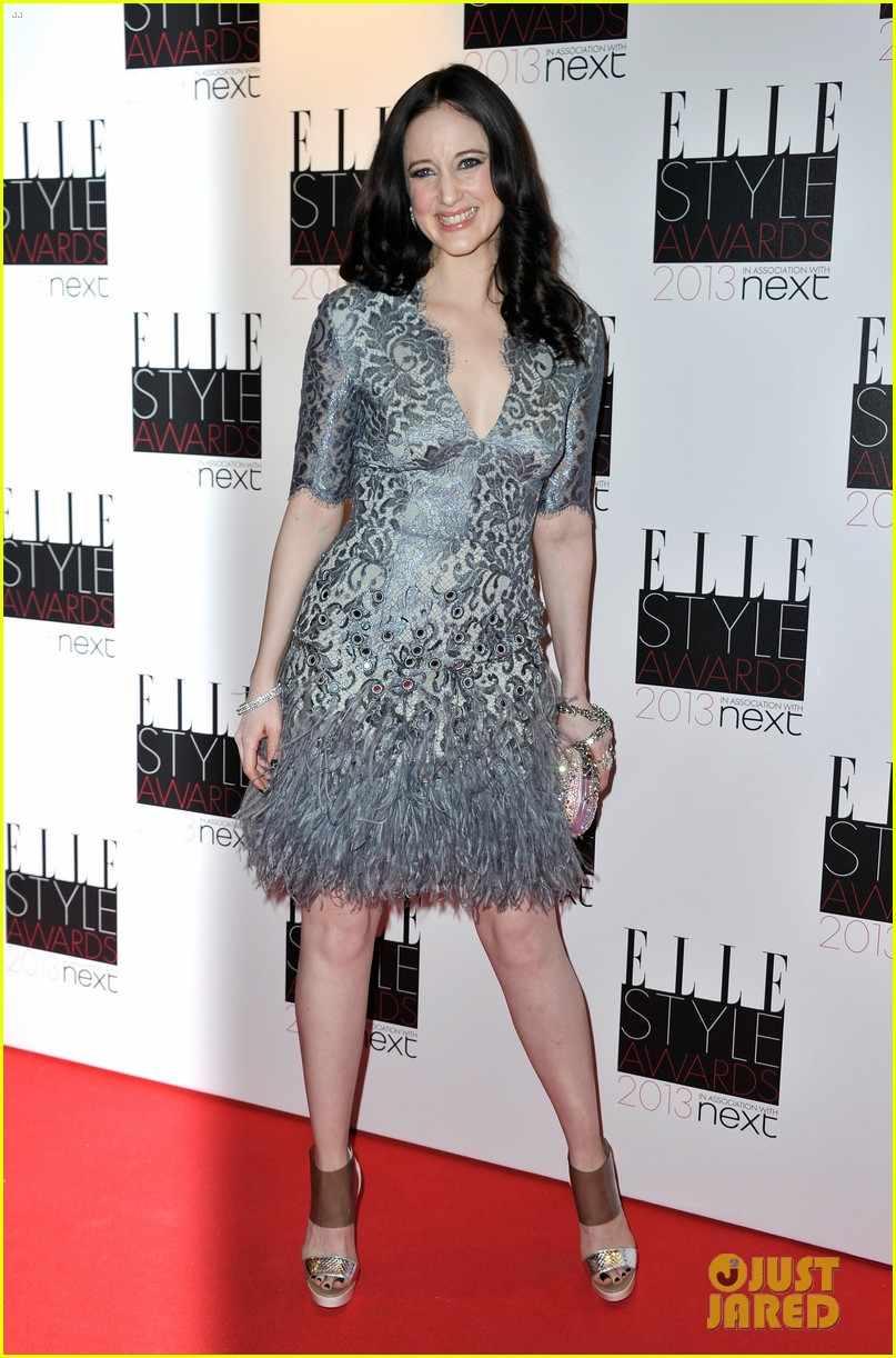 andrea riseborough alice eve elle style awards 2013 16