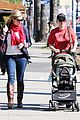 anna faris jack baby gap shopping duo 13