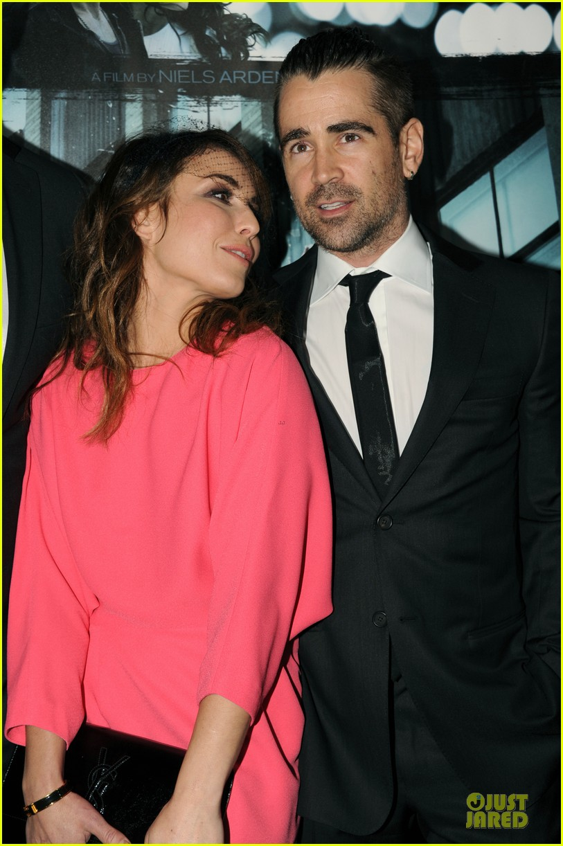 colin farrell noomi rapace dead man down hollywood premiere 022821568