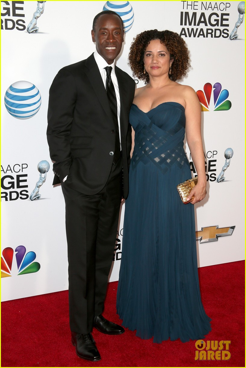 jamie foxx don cheadle naacp image awards 2013 012802770