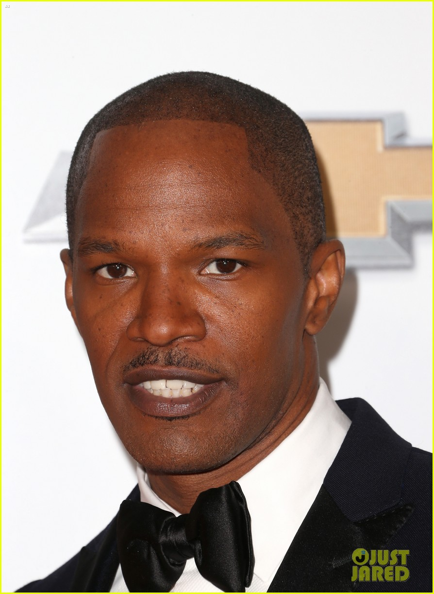 jamie foxx don cheadle naacp image awards 2013 07