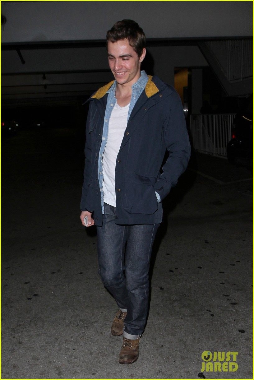 dave franco solo movie outing 06