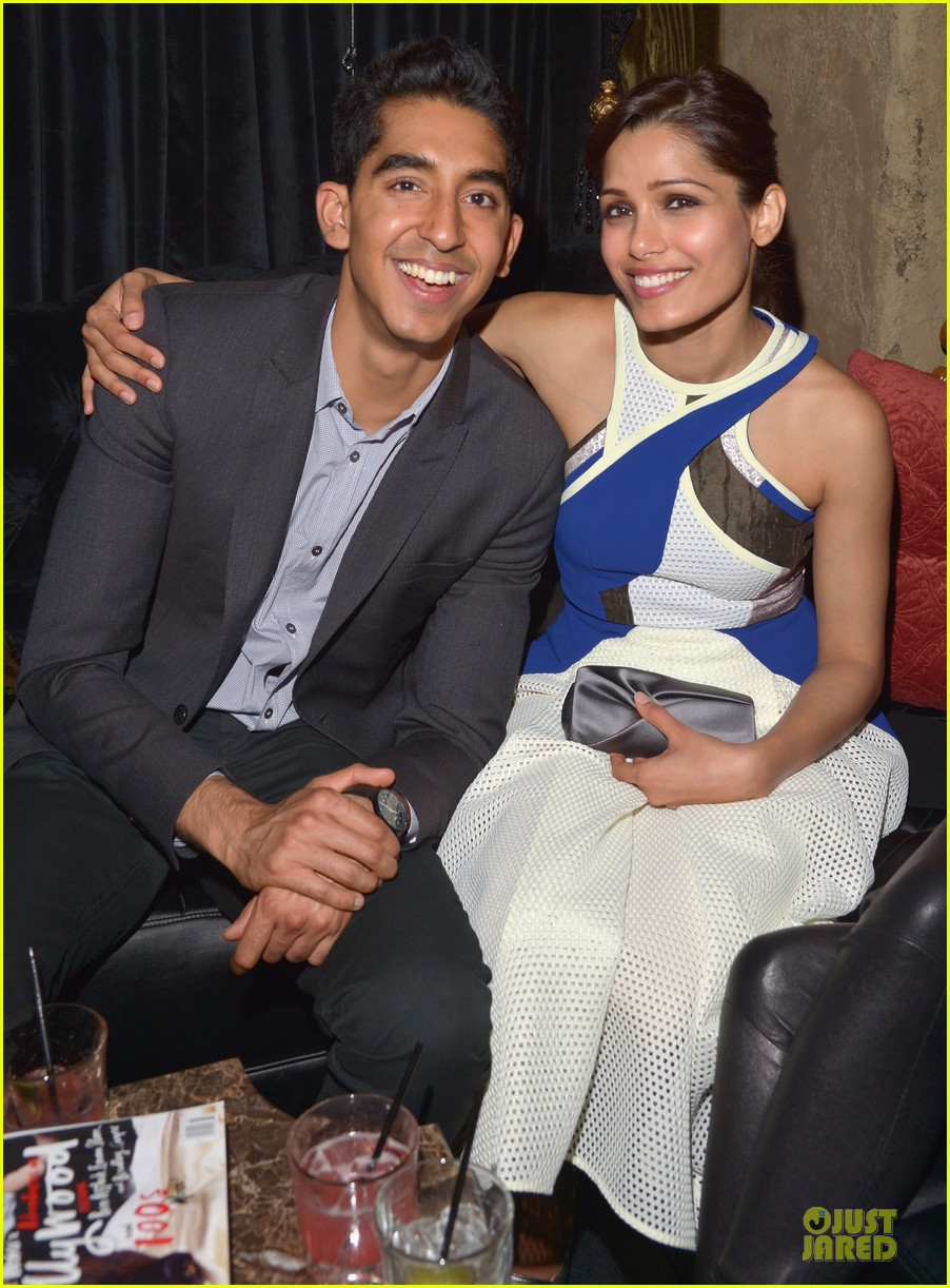 freida pinto dev patel 10x10 girl rising dj night 022815558