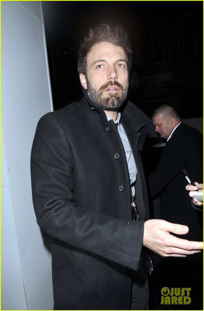 jennifer garner ben affleck pre baftas dinner duo 112808549