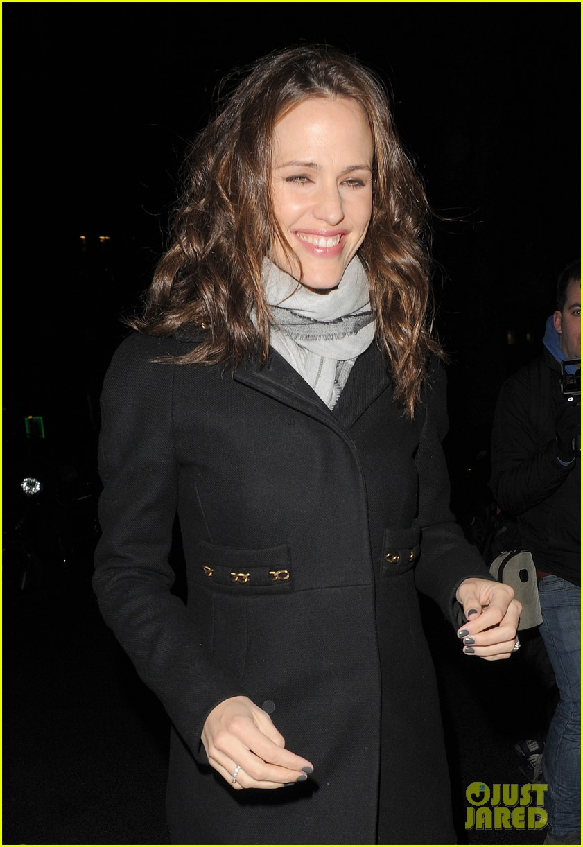 jennifer garner ben affleck pre baftas dinner duo 18