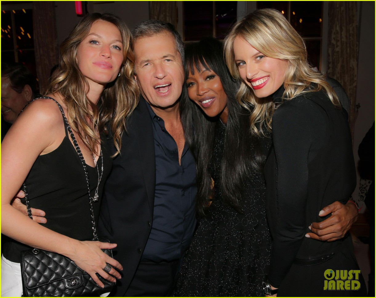 gisele bundchen tom brady mario testino exhibit party 11