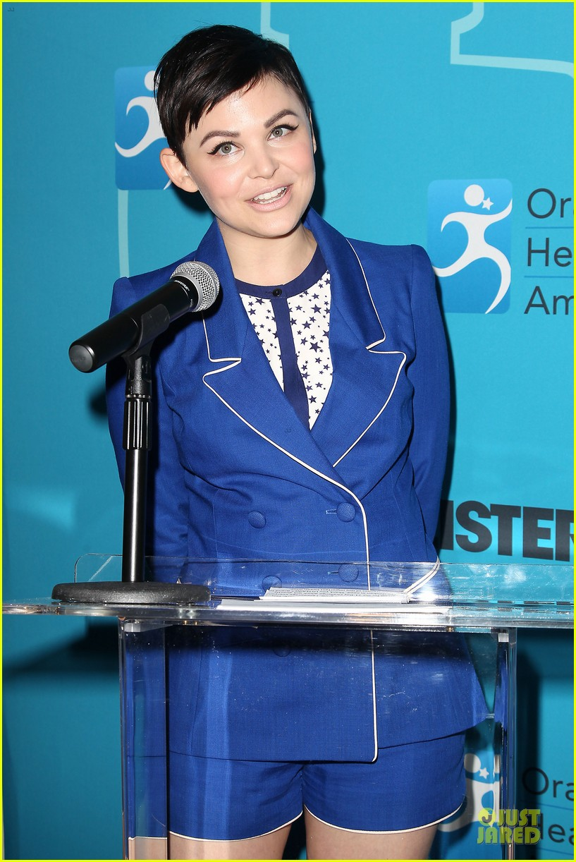 ginnifer goodwin listerine 21 day challenge unveiling 042805571