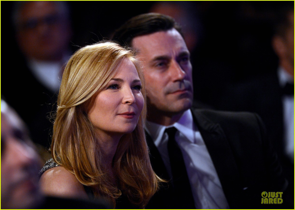 jon hamm jennifer westfeldt costume designers guild awards couple 02