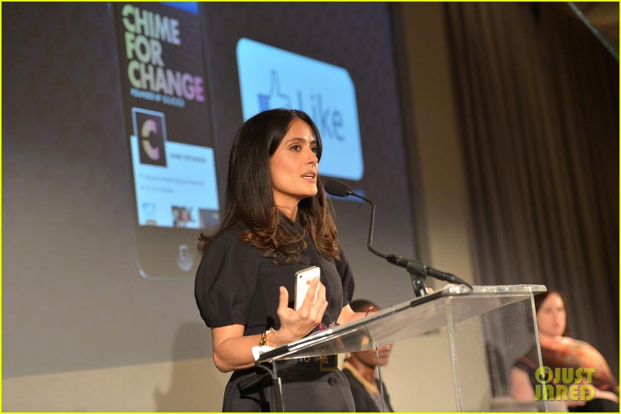 salma hayek jada pinkett smith chime for change 14