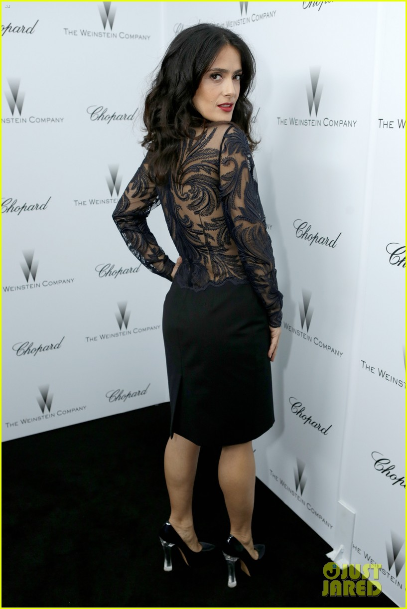 salma hayek weinstein pre oscars party 2013 102818635