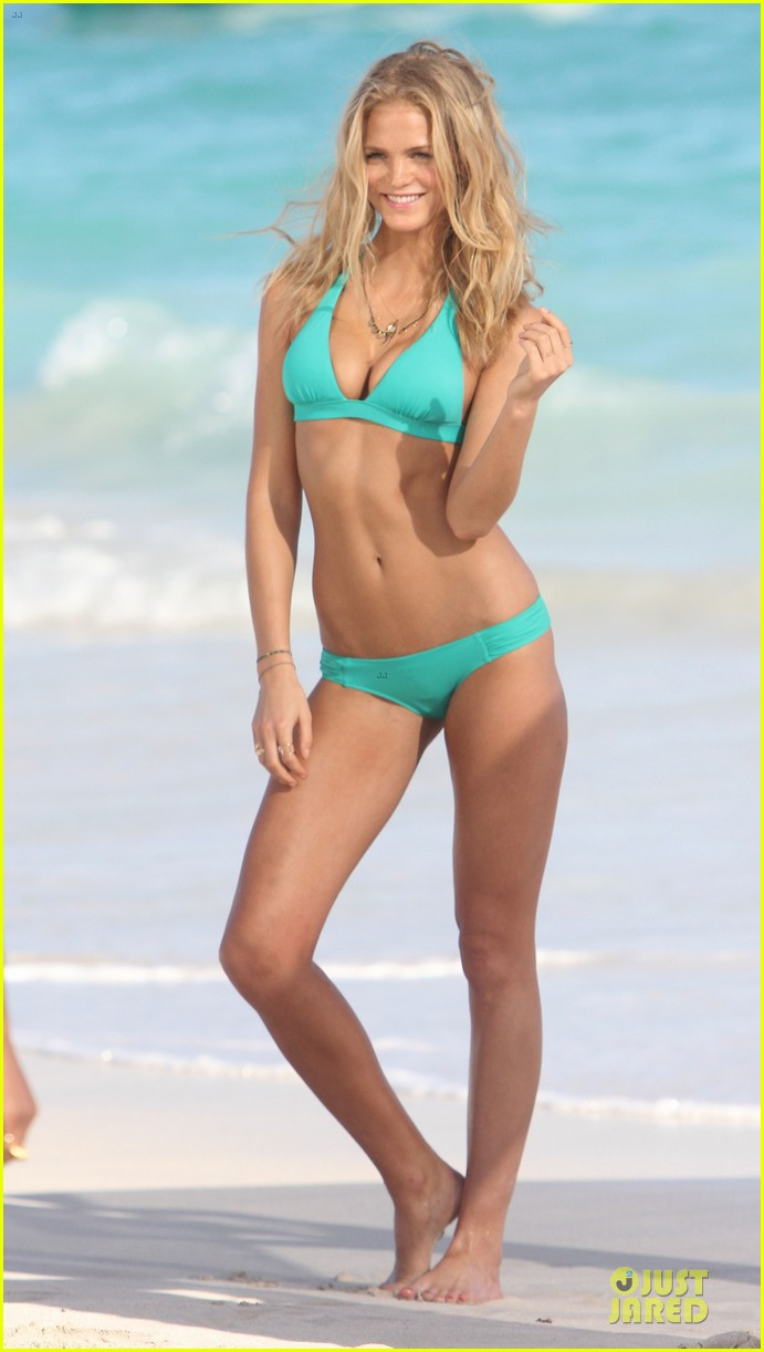erin heatherton bikini shoot for victoria secret 01