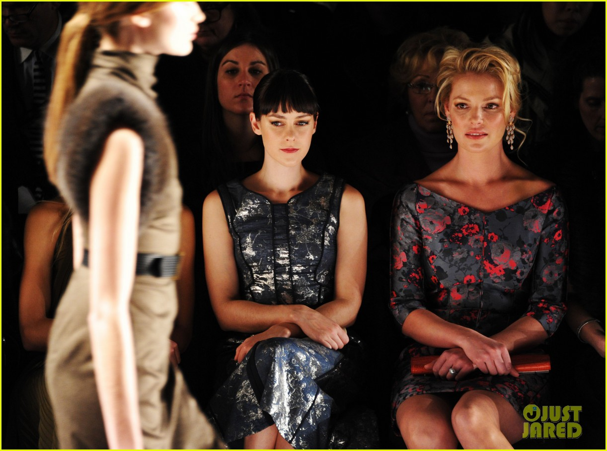 katherine heigl jena malone j mendel fashion show 03