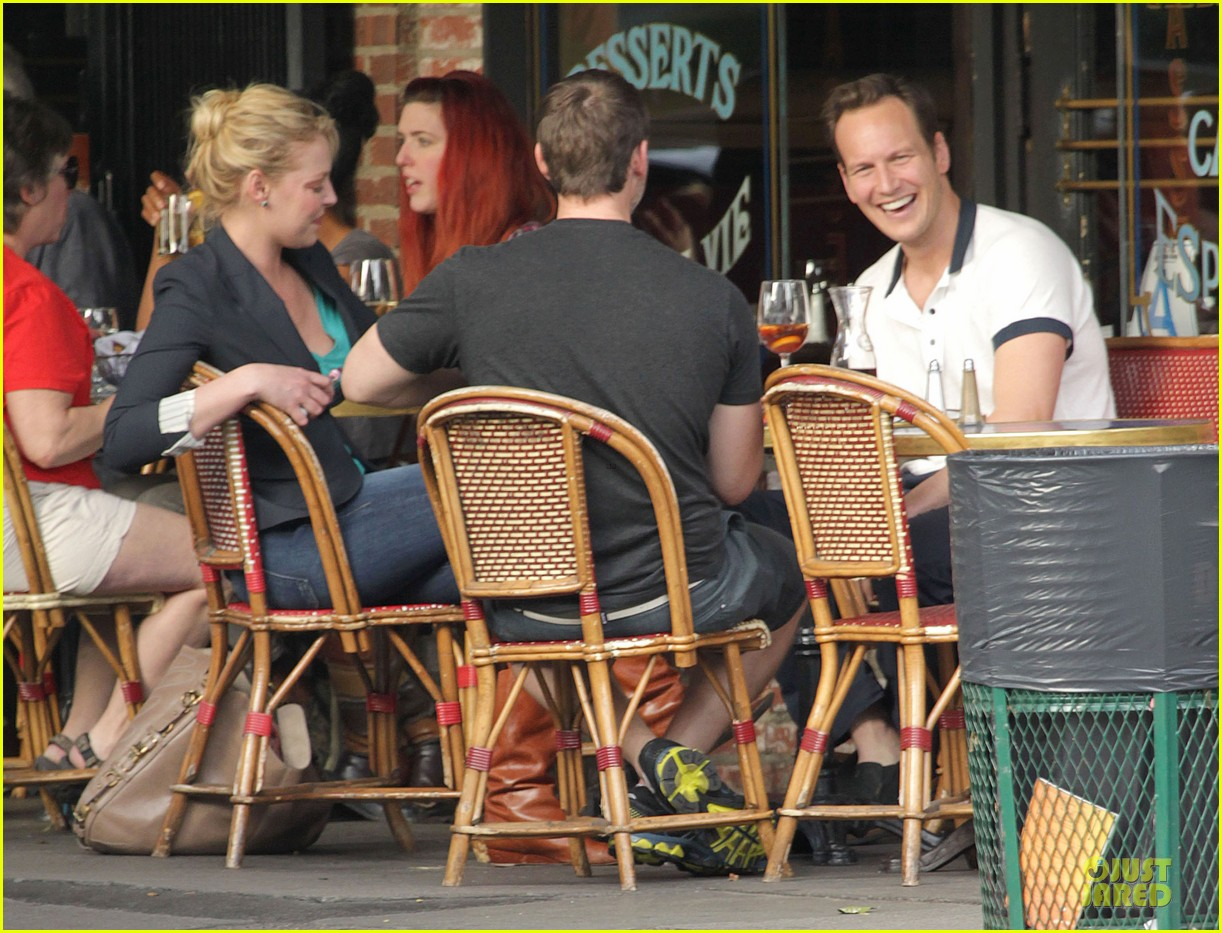katherine heigl patrick wilson figaro cafe lunch 052813557