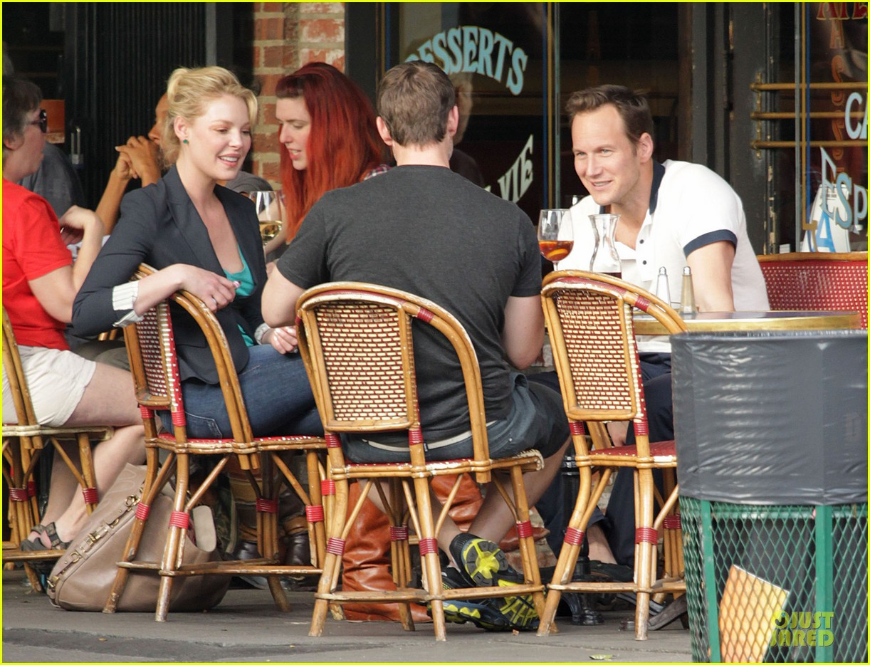 katherine heigl patrick wilson figaro cafe lunch 162813568