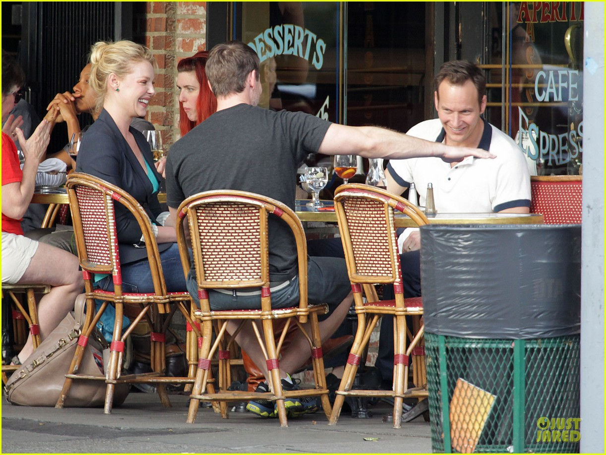 katherine heigl patrick wilson figaro cafe lunch 23