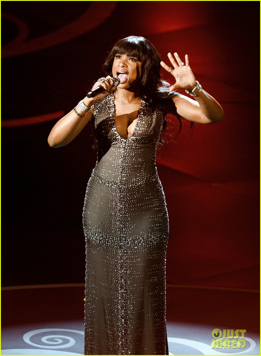 jennifer hudson and i am telling you at oscars 2013 video 03