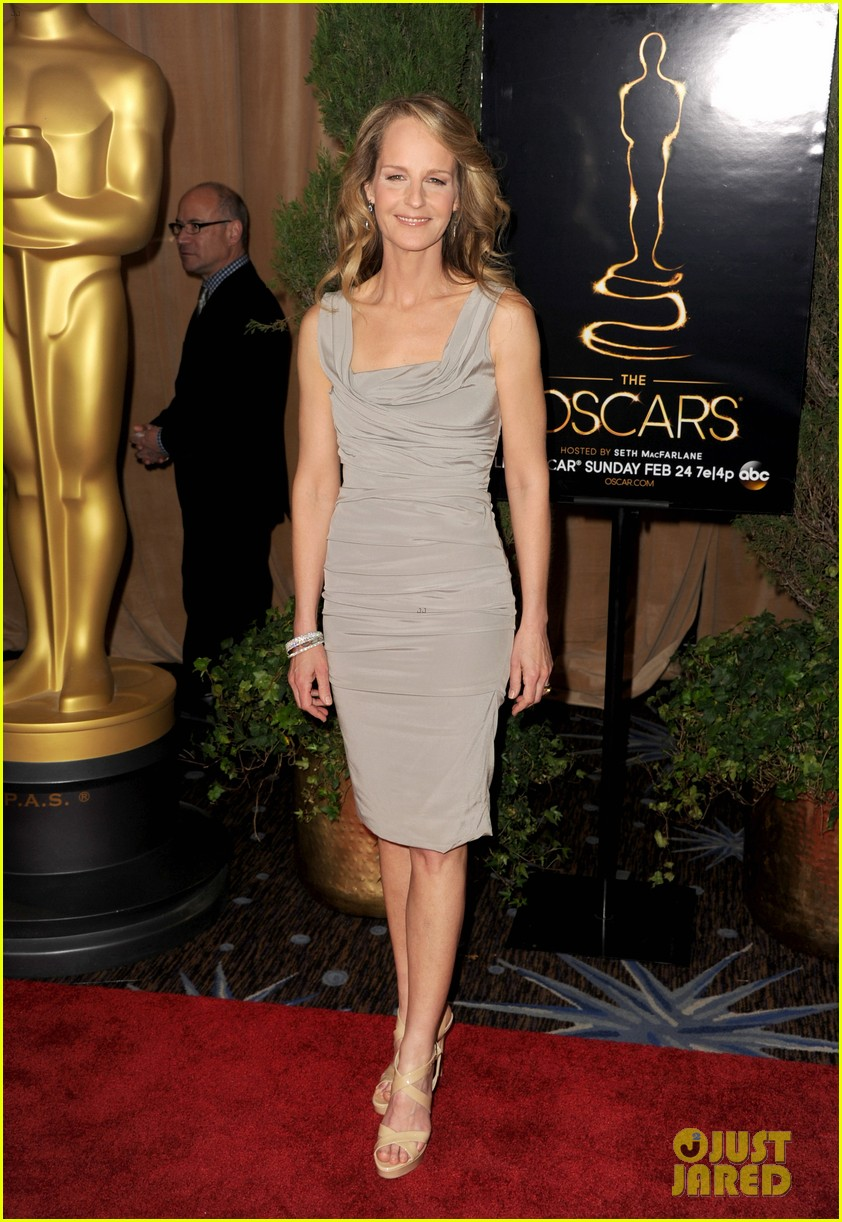 helen hunt sally field oscar nominees luncheon 2013 01