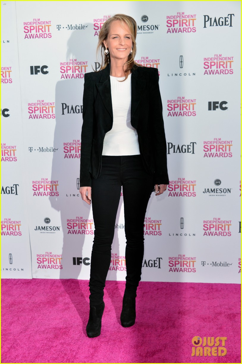 helen hunt emily mortimer independent spirit awards 2013 04
