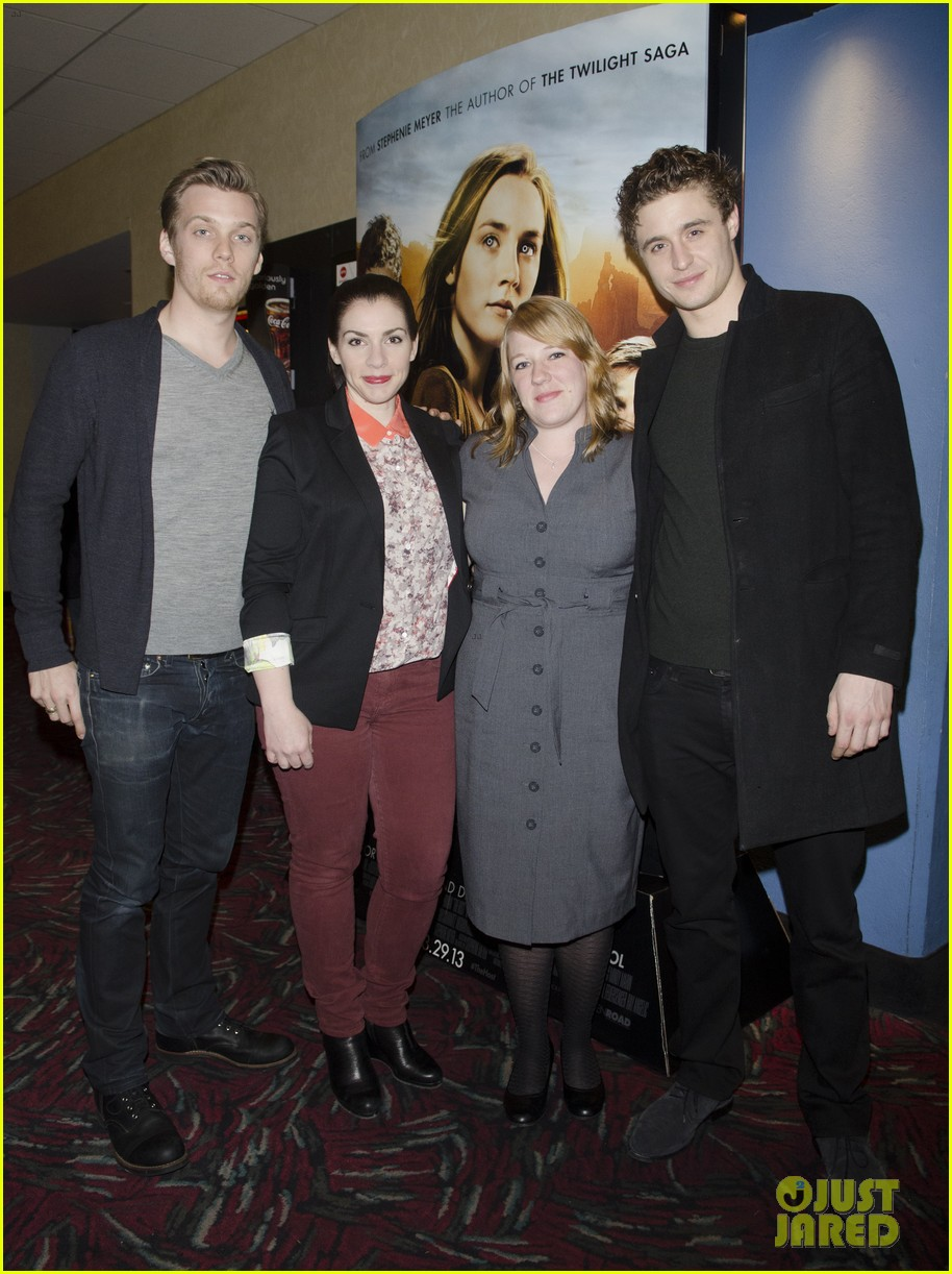 max irons jake abel the host qa with stephenie meyer 012816728