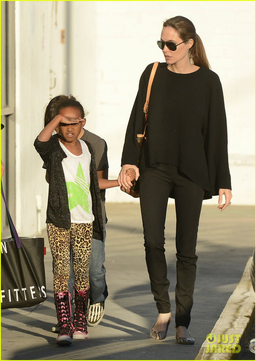 angelina jolie zahara pax urban outfitters shoppers 122812036
