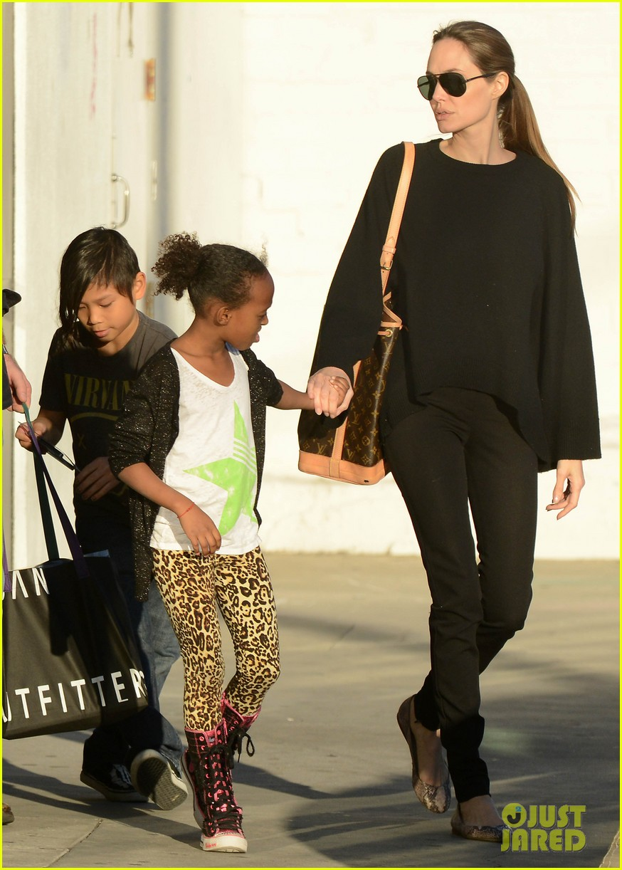 angelina jolie zahara pax urban outfitters shoppers 152812039