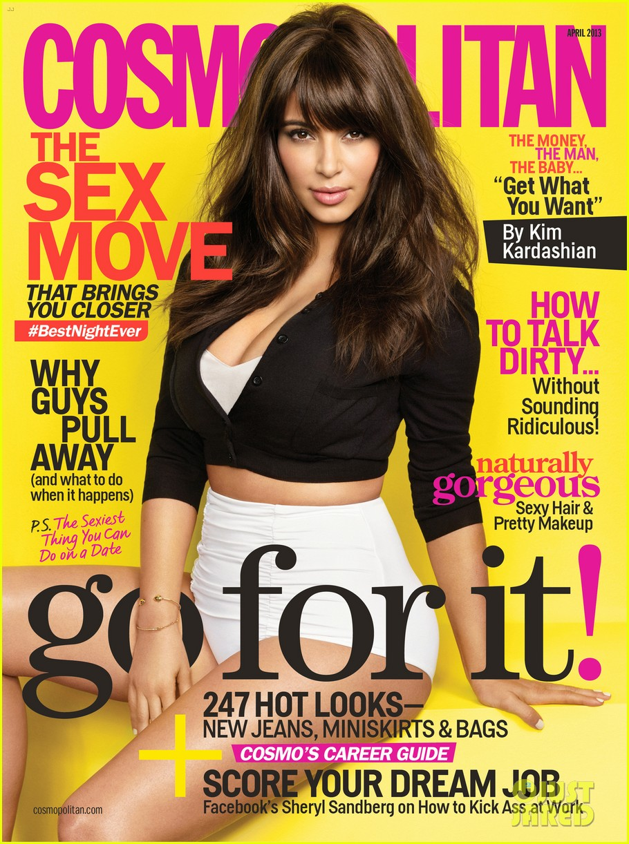 kim kardashian covers cosmopolitan april 2013 02