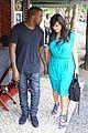 pregnant kim kardashian kanye west kisses in rio de janeiro 05