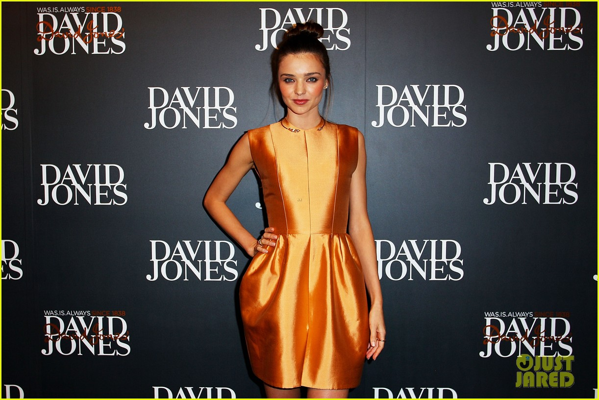 miranda kerr david jones season launch 032805722