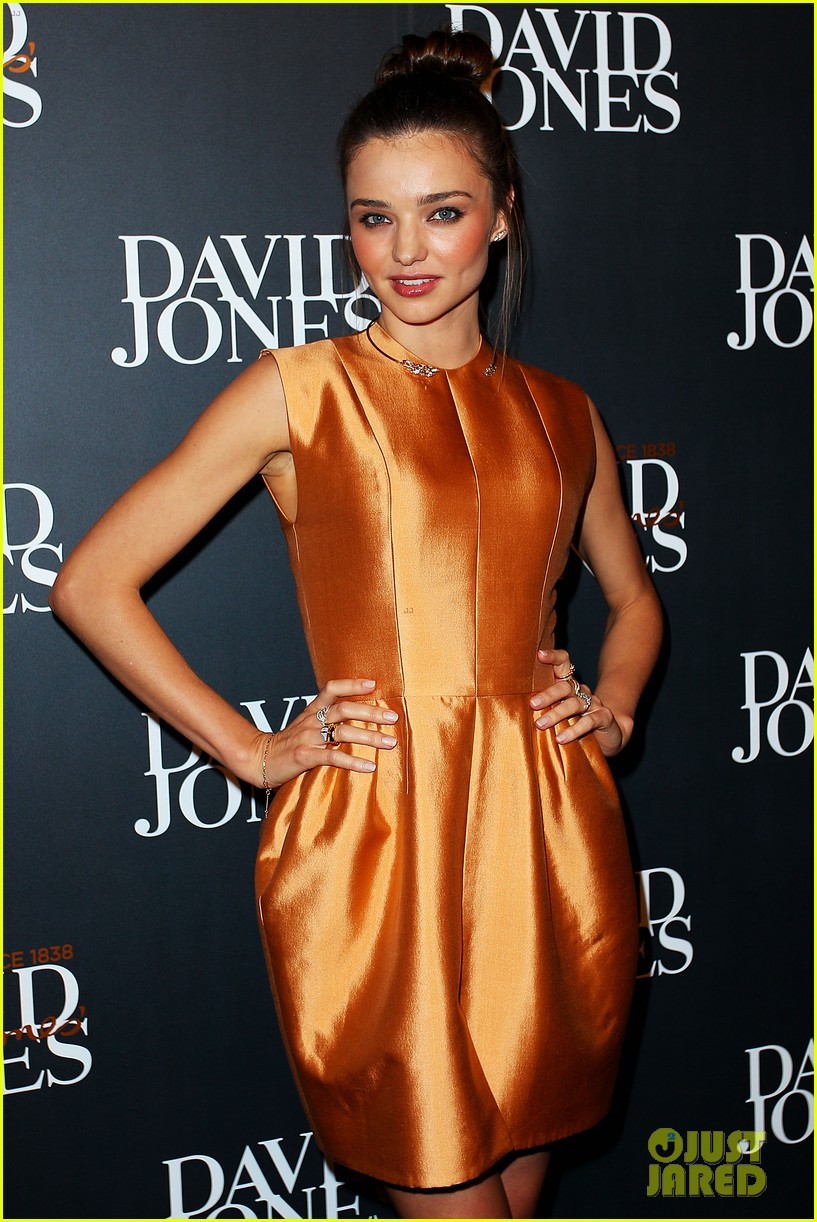 miranda kerr david jones season launch 05