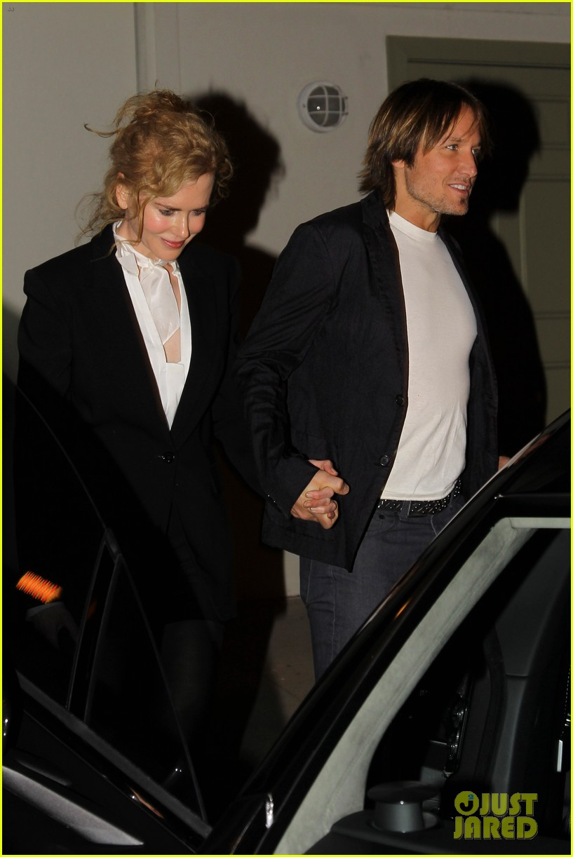 nicole kidman keith urban valentines day dinner date 08
