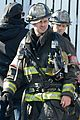taylor kinney films chicago fire while gilfriend lady gaga has surgery 02