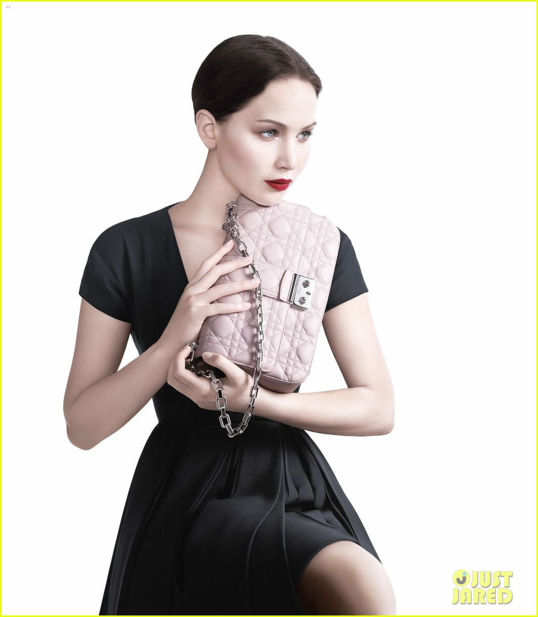 jennifer lawrence miss dior campaign 05 Jennifer Lawrence, nouvelle grie pour Miss Dior
