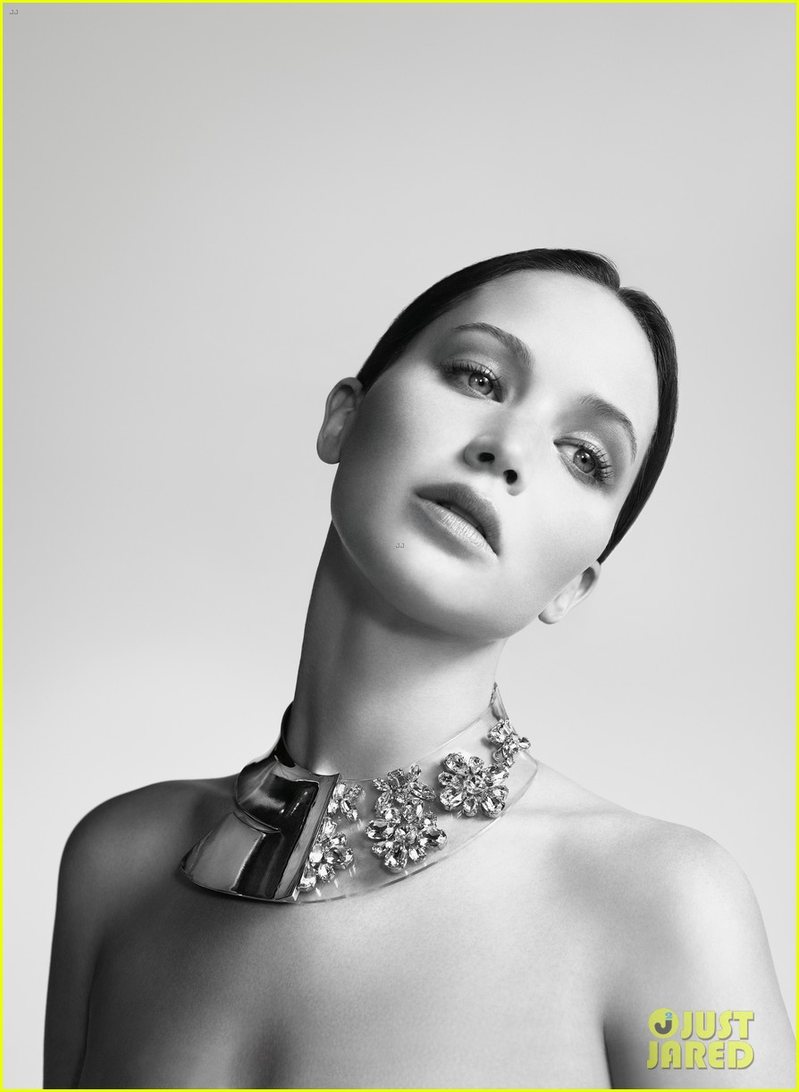jennifer lawrence miss dior campaign 06 Jennifer Lawrence, nouvelle grie pour Miss Dior
