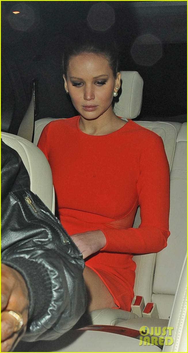 jennifer lawrence nozomi dinner in london 022808442