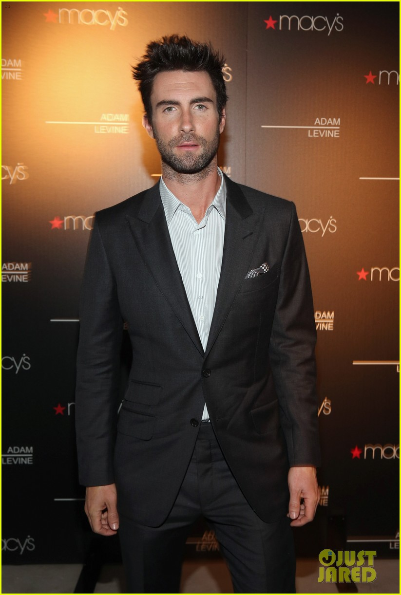 adam levine fragrance launch event 05