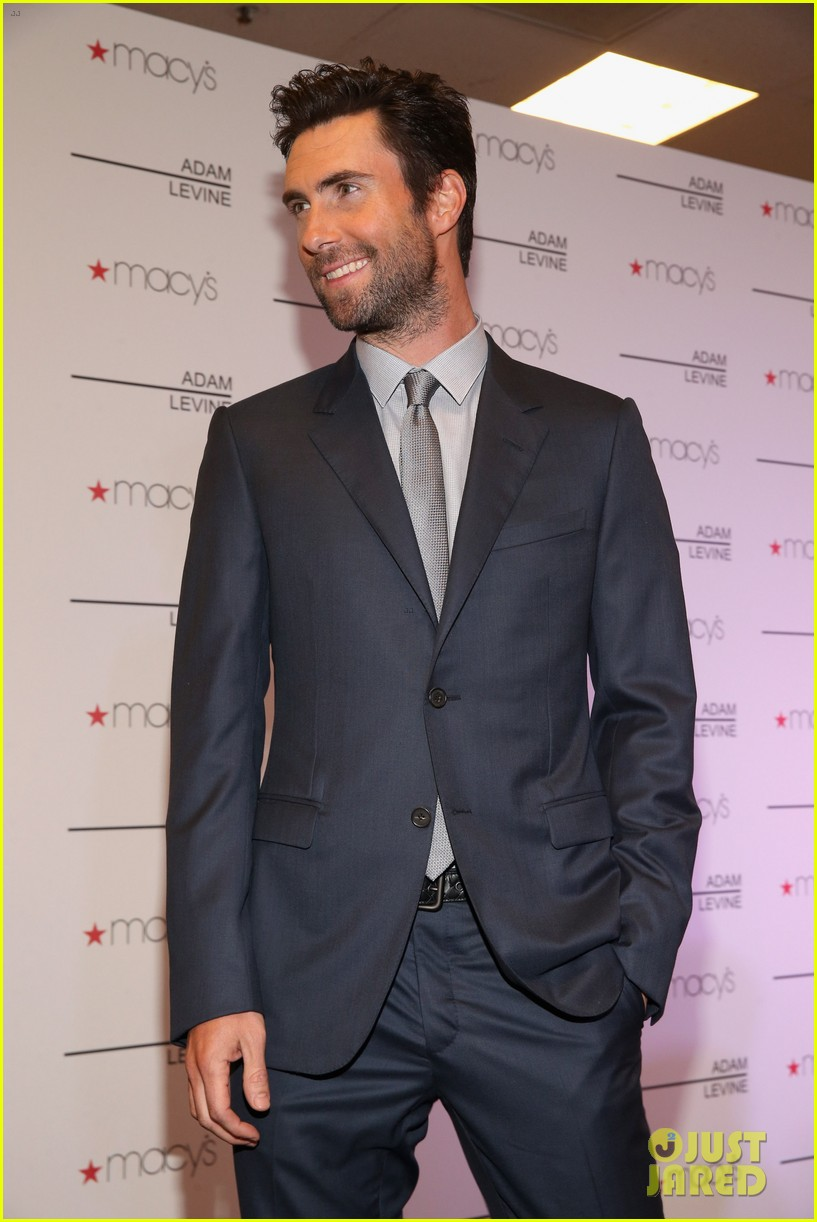adam levine fragrance launch fan meet and greet 042806993