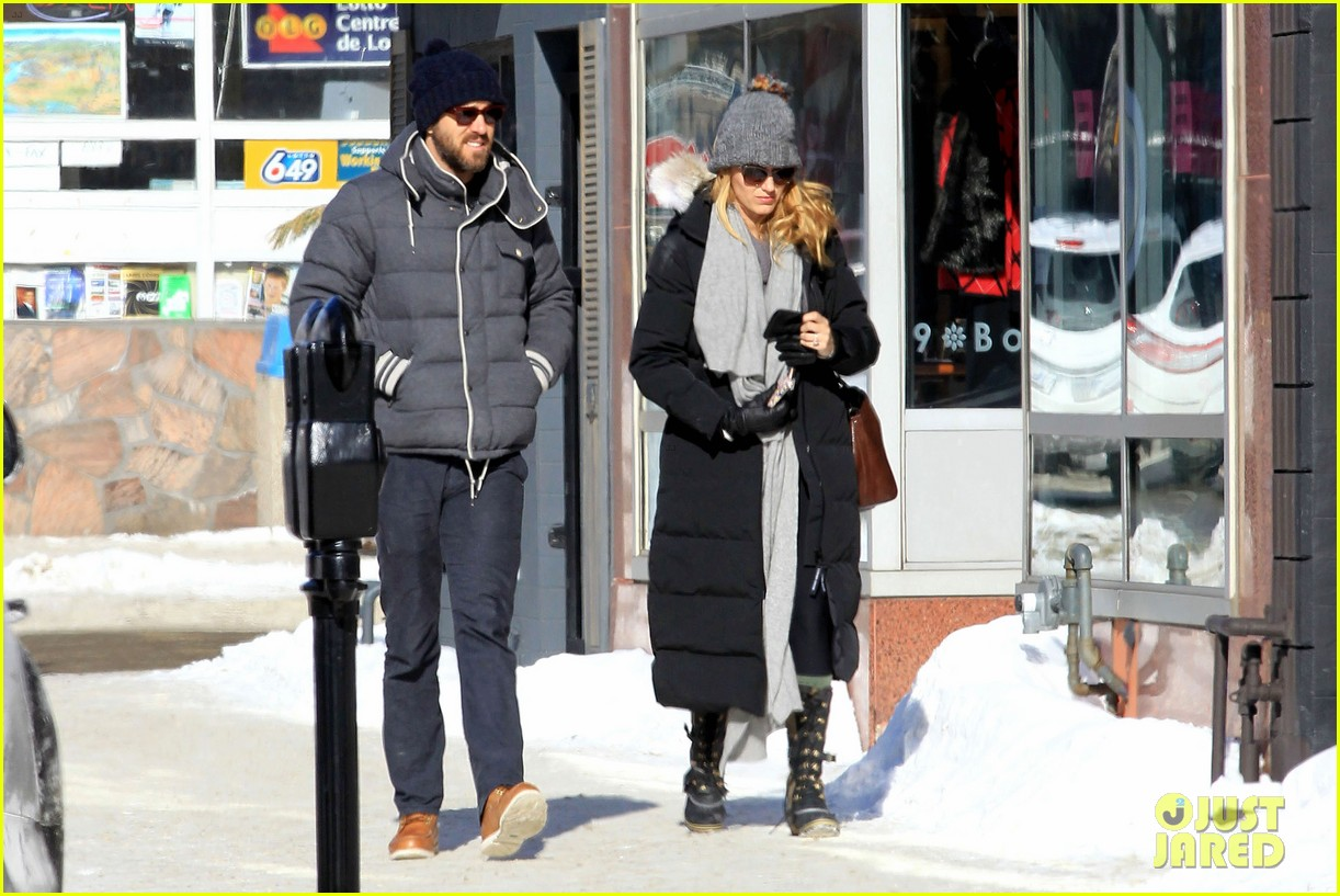 blake lively ryan reynolds snowy weekend in canada 212809747